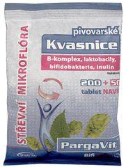Simply you PargaVit Pivovarské kvasnice Bifi Aktiv 200 tbl. + 50 tbl. ZADARMO