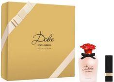 Dolce & Gabbana Dolce Rosa Excelsa - EDP 50 ml + rtěnka Dolce Matte Lipstick (odstín Flirt)