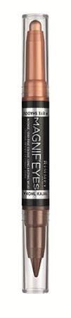 Rimmel Magnif`Eyes szemhéjfesték 2 az 1-ben (Duoblended Eyes Shadow) (árnyalat 003 Queens Of The Bronzed Ag