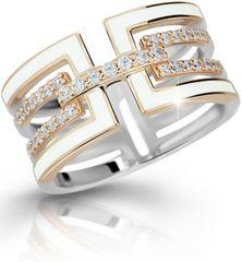 Modesi Luxusní stříbrný prsten M11072 stříbro 925/1000
