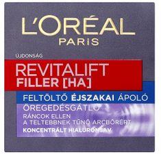 Loreal Paris Nočná vypĺňajúci starostlivosti Revitalift (Night Filler Cream) 50 ml