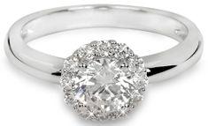 Silver Cat Srebrni prstan s kristali SC157 srebro 925/1000