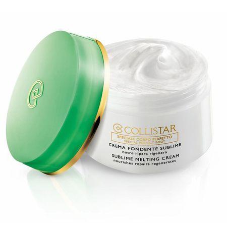 Collistar gyengéd hidratáló testápoló krém (Sublime Melting Cream) 400 ml