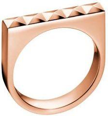 Calvin Klein Bronasti prstan Edge KJ3CPR1001