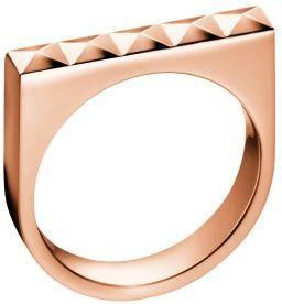 Calvin Klein Bronasti prstan Edge KJ3CPR1001 (Vezje 52 mm)