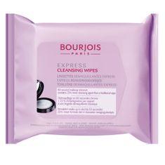 Bourjois Sminklemosó kendő(Express Cleansing Wipes) 25 ks
