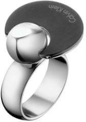 Calvin Klein Jekleni prstan OppositeKJ3ZBR2801