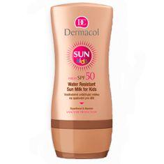 Dermacol Vodeodolné mlieko na opaľovanie pre deti Sun SPF 50 200 ml
