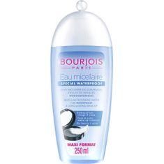 Bourjois Micelární voda pro citlivou pleť (Micellar Cleansing Water Special Waterproof) 250 ml