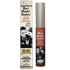 theBalm Przedłużone ciecz szminka spełniają Mat (e) 7,4 ml Hughes