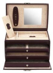 Friedrich Lederwaren Classico pudełka jewel 23231-1