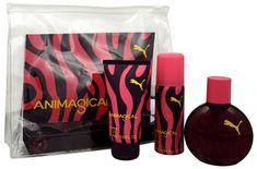 Puma Animagical Woman woda toaletowa 40 ml + żel pod prysznic 50 ml + deodorant 50 ml