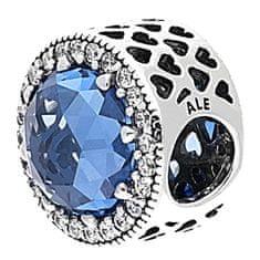 Pandora Luxusné modrý prívesok 791725NBS striebro 925/1000