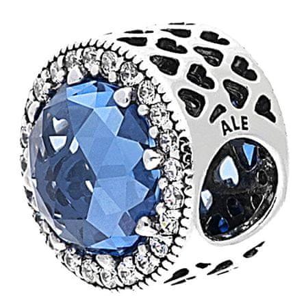 Pandora Luksuzen modri obesek 791725NBS srebro 925/1000