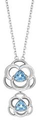 Morellato Oceľový náhrdelník Fiordicielo SAGY01