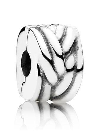 Pandora Ezüst összefonódott klip 791774 ezüst 925/1000