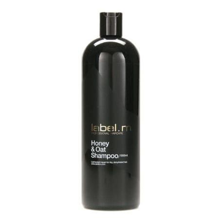 label.m Honey & Oat regeneráló sampon mézzel és zabbal száraz és dehidratált hajhoz(Shampoo) (mennyiség 100