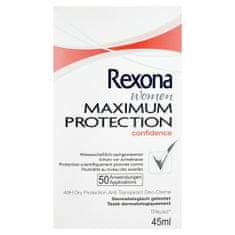 Rexona Tuhý dezodorant Women Maximum Protection Confidence 45 ml
