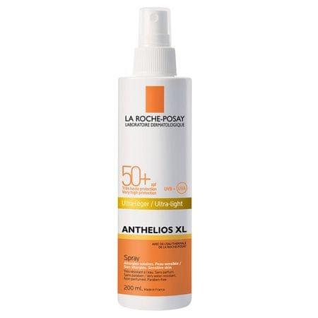 La Roche - Posay Ultrakönnyű barnító spray-Anthelios XL SPF 50+ (Ultra Light) 200 ml