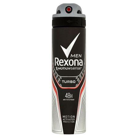 Rexona Men Motionsense Turbo izzadásgátló dezodor 150 ml
