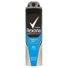 Rexona Izzadásgátló permet Men Motionsense Kobalt Száraz 150 ml