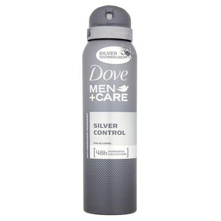 Dove Men+Care Silver Control izzadásgátló dezodor 150 ml