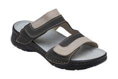 SANTÉ Zdravotná obuv dámska D / 12/60 / S12 / CP čierna