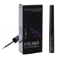FacEvolution Vyživující tekuté oční linky (Eyeliner Eylash Formula) 1,5 ml