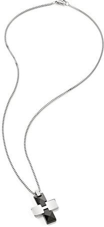 Morellato Moška keramična ogrlica SACU01