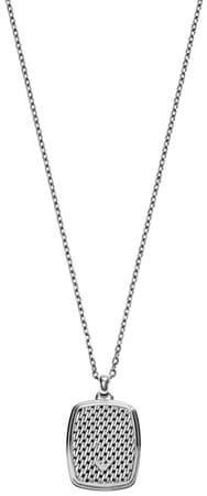 Emporio Armani Pánsky oceľový náhrdelník EGS2137040