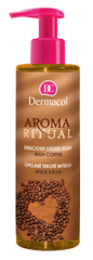 Dermacol Opojné tekuté mydlo Írska Káva Aroma Ritual(Delicious Liquid Soap) 250 ml