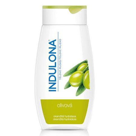 Indulona Oliva 250 ml izredno vlažilno in regenerirajoče mleko za telo