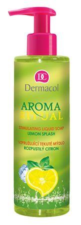 Dermacol Stężenia ciekłego mydła cytryny złośliwy rytuały smak (Stymulowanie mydła w płynie) 250 ml