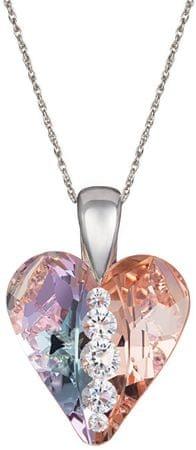 Preciosa Love Heart ezüst nyaklánc 6873 70 ezüst 925/1000