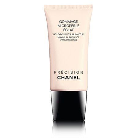 Chanel Brightening hámlasztó gél Microperle Gommage Eclat (Maximum Radiance hámlasztó zselé) 75 ml