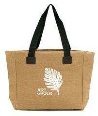 Art of Polo Bevásárló táska Leaf tr16126 .2 Dark beige