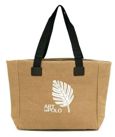Art of Polo Ladies Leaf tr16126 .2 Dark beige táska
