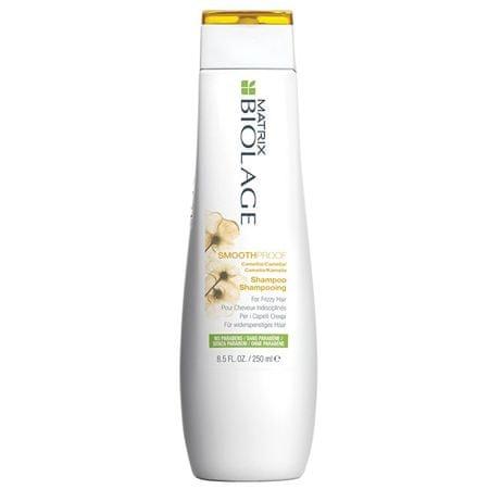Biolage Biolage SmoothProof hajsimító sampon vastag szálú és gumancolódásra hajlamos hajra (Shampoo) (mennyi