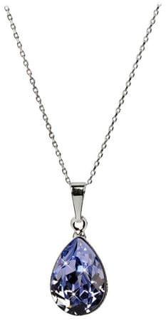 Troli Pear Provence Lavender káprázatos nyaklánc