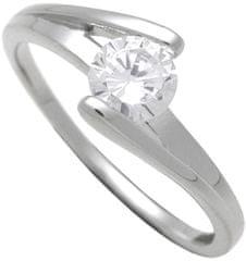Brilio Silver Srebra sprzęgający pierścień 7111048 srebro 925/1000