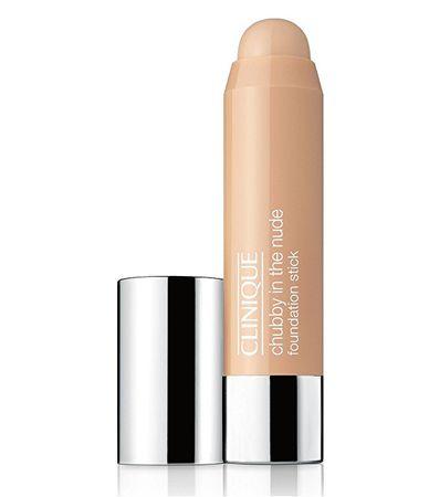 Clinique Krémový make-up v tyčince Chubby In The Nude (Foundation Stick) 6 g (Odstín 15 Beige)
