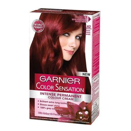 Garnier Természetes barátságos szín Color Sensation (árnyalat 8.12 Světlá Rose Blond)