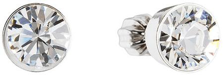 Evolution Group Fülbevaló Swarovski kristállyal 31113.1 krystal ezüst 925/1000