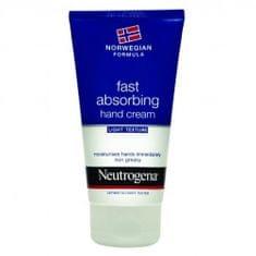 Neutrogena Gyorsan felszívódó kézkrém (Fast Absorbing Hand Cream) 75 ml
