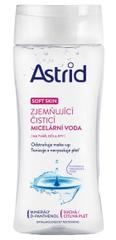 Astrid Zjemňující čisticí micelární voda pro suchou a citlivou pleť Soft Skin 200 ml