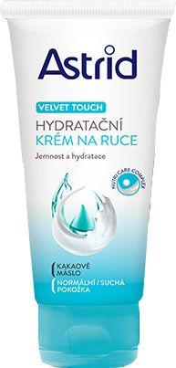 Astrid Hydratačný krém na ruky pre normálnu až suchú pokožku Velvet Touch 100 ml