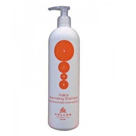Kallos Sampon volumizing haj (dúsító sampon) (mennyiség 500 ml)