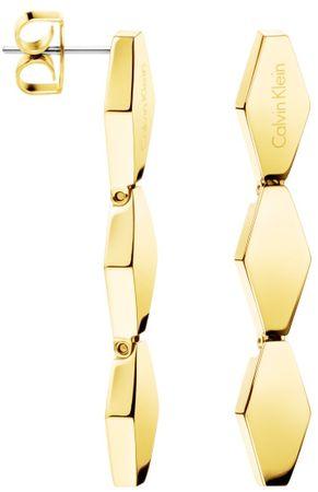 Calvin Klein Aranyozott fülbevalók Snake KJ5DJE100100