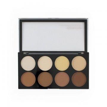 Makeup Revolution Ikonikus Lip Palette (ikonikus Lights & Contour Pro)