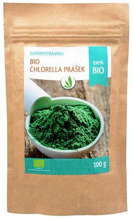 Allnature BIO Chlorella prášok 100 g